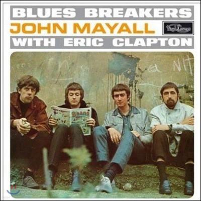 John Mayall & The Bluesbreakers (존 메이올 & 더 블루스 브레이커스) - Blues Breakers With Eric Clapton [블루 컬러 LP]