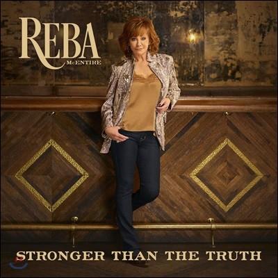 Reba Mcentire (리바 매킨타이어) - Stronger Than The Truth 정규 33집