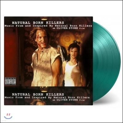 내츄럴 본 킬러 영화음악 (Natural Born Killers OST) [그린 컬러 2LP]