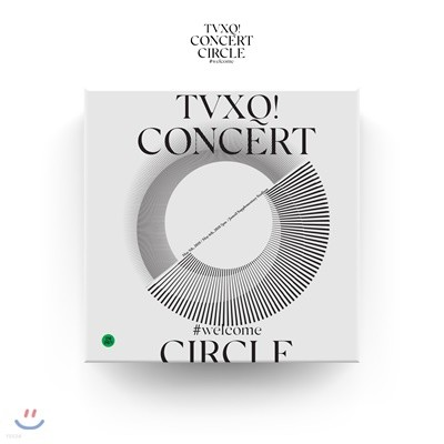 동방신기 (TVXQ!) - TVXQ! Concert -Circle- #welcome DVD