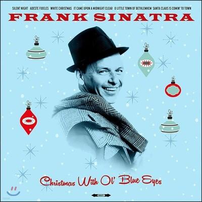 Frank Sinatra (프랭크 시나트라) - Christmas With Ol Blue Eyes [LP]
