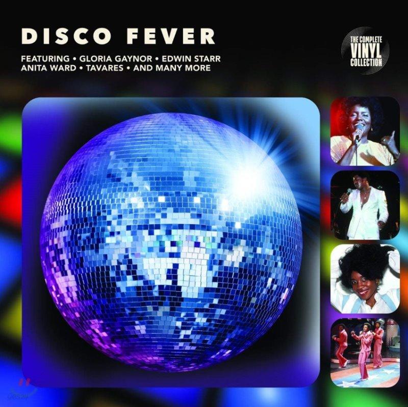 디스코 명곡 모음집 (Disco Fever) [LP]