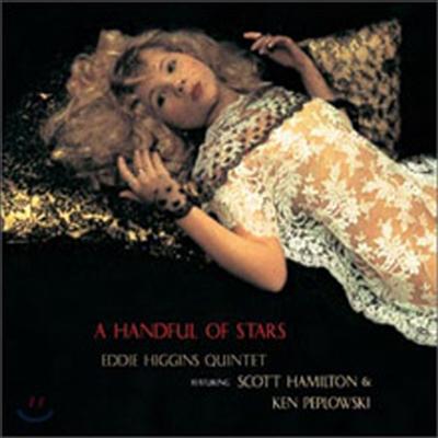 Eddie Higgins Trio - A Handful Of Stars (Double LP Sleeve 축소커버)(Masterpiece Collections)(한정반)(일본반)