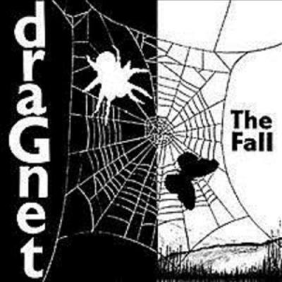 Fall - Dragnet (Black/White LP+7 Inch Single LP)