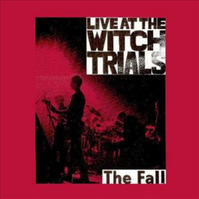 Fall - Live At The Witch Trials (Red LP)