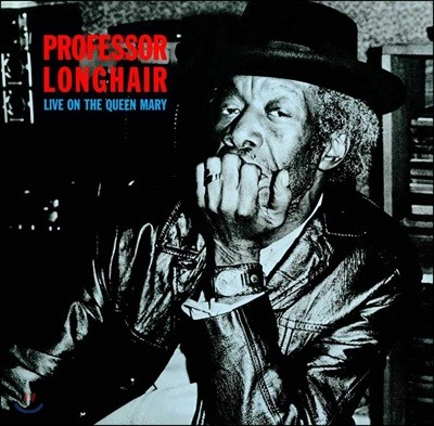 Professor Longhair - Live On The Queen Mary 프로페서 롱헤어 1975년 라이브 앨범