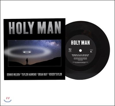 Dennis Wilson / Taylor Hawkins / Brian May - Holy Man [LP]
