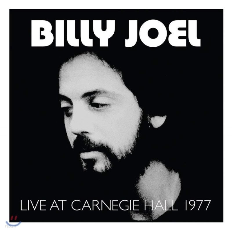 Billy Joel (빌리 조엘) - Live At Carnegie Hall 1977 [2LP]