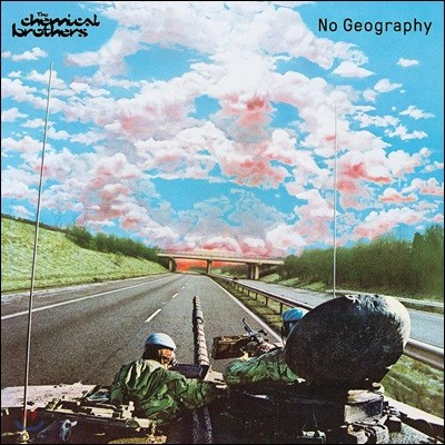 The Chemical Brothers - No Geography 케미컬 브라더스 9집 [2LP]