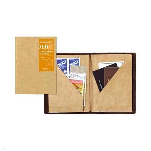 KRAFT FILE - passport