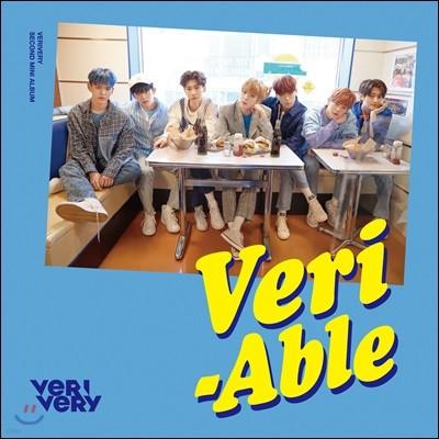 베리베리 (VERIVERY) - VERI-ABLE [Official ver.]