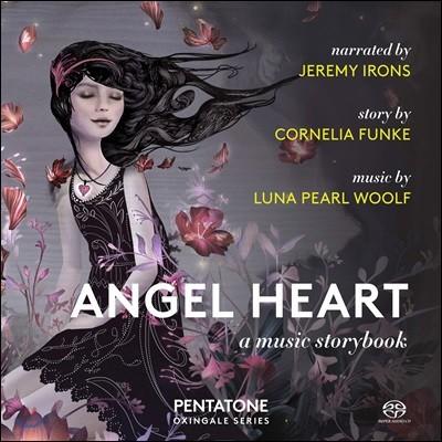 Jeremy Irons 엔젤 하트 - 뮤직 스토리북 (Angel Heart - a music storybook)