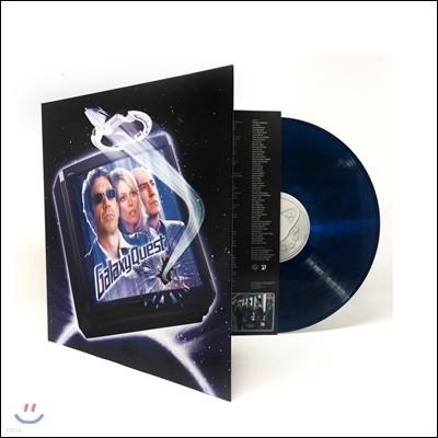 갤럭시 퀘스트 영화음악 (Galaxy Quest OST by David Newman) [블루 갤럭시 컬러 LP]