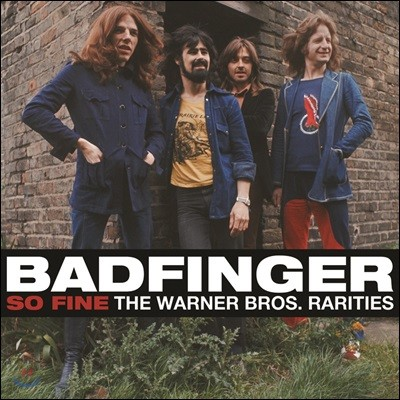 Badfinger (배드핑거) - So Fine / The Warner Bros. Rarities [레드 컬러 2LP]