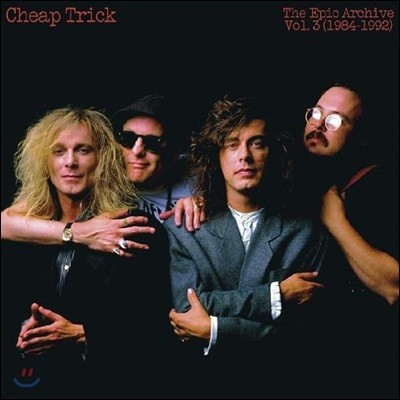 Cheap Trick (칩 트릭) - The Epic Archive Vol. 3 (1984-1992)