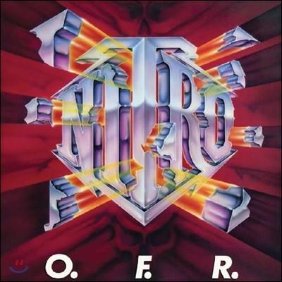 Nitro (니트로) - O. F. R. [레드 & 옐로우 컬러 LP]