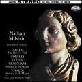 Nathan Milstein 나단 밀스타인 이탈리아 바이올린 소나타 - 타르티니 / 코렐리 / 제미니아니 / 비발디 [LP]