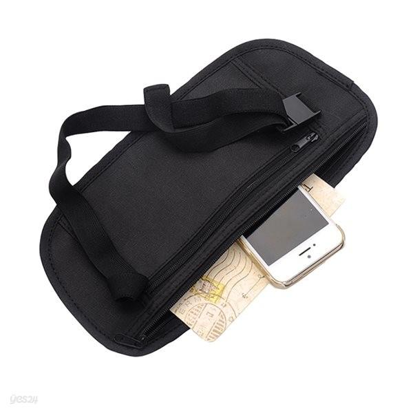 여행용 허리전대(안전복대,여권지갑)C