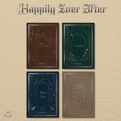 뉴이스트 (NU'EST) - 미니앨범 6집 : Happily Ever After [SET][스마트 뮤직 앨범(키노 앨범)]