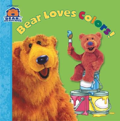 Bear Loves Colors!