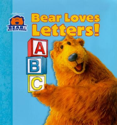 Bear Loves Letters!