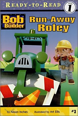 Ready-To-Read Level 1 : Run-Away Roley