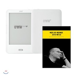 예스24 크레마 사운드업 + 베르나르 베르베르 2018 eBook 세트 (전 37권)