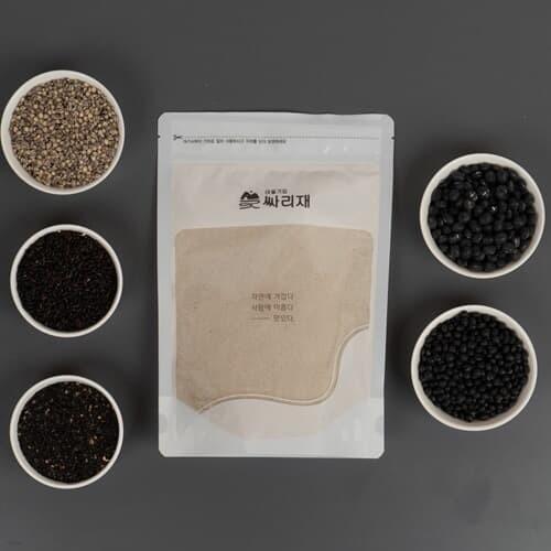 [싸리재] 검은곡식 5가지로 만든 미숫가루 300g ...