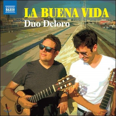 Duo Deloro 두 대의 기타를 위한 작품집 (La Buena Vida)