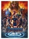[예약판매] 마블 어벤져스 엔드게임 아트 포스터 컬렉션