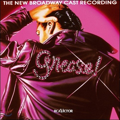 그리스 뮤지컬 음악 (Grease OST - The New Broadway Cast Recording)