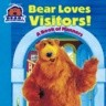 Bear Loves Visitors!: A Book of Manners