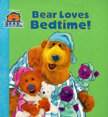 Bear Loves Bedtime!