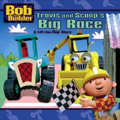 Travis and Scoop's Big Race