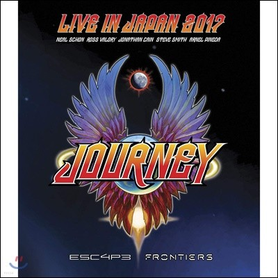 Journey (저니) - Escape & Frontiers Live In Japan