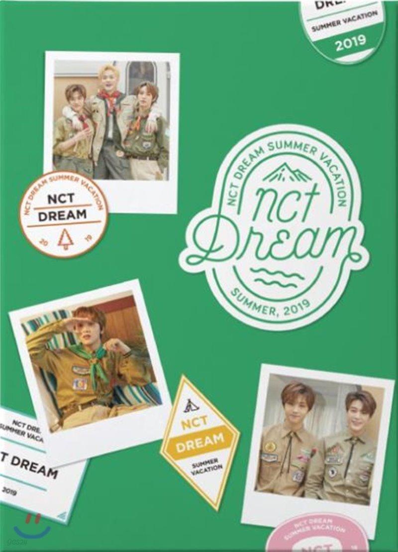 엔시티 드림 (NCT Dream) - 2019 NCT DREAM SUMMER VACATION KIT