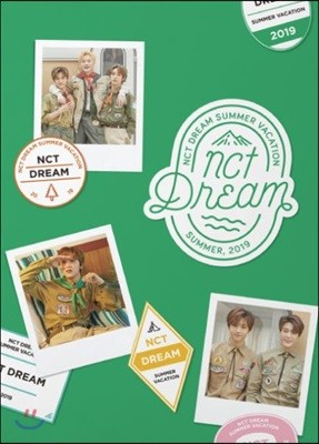 엔시티 드림 (NCT Dream) - 2019 NCT DREAM SUMMER VACATION KIT