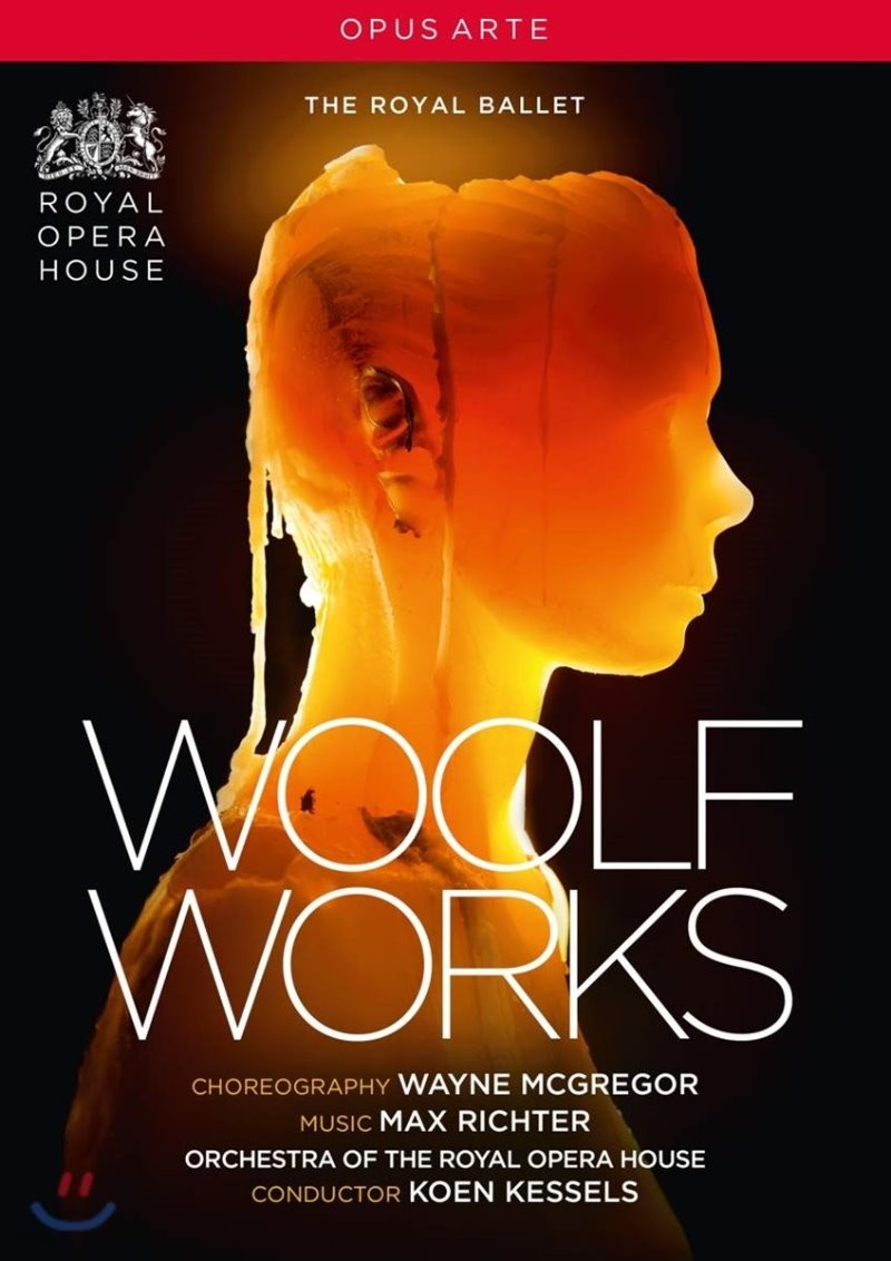Koen Kessels 막스 리히터: '울프 워크스' (Max Richter: Woolf Works)