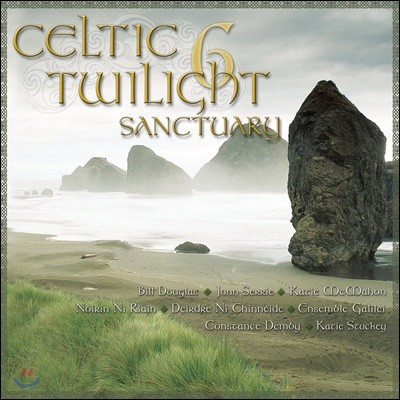 Hearts Of Space 레이블 컴필레이션 - 켈트 트와일라잇 6 (Celtic Twight 6 Sanctuary)