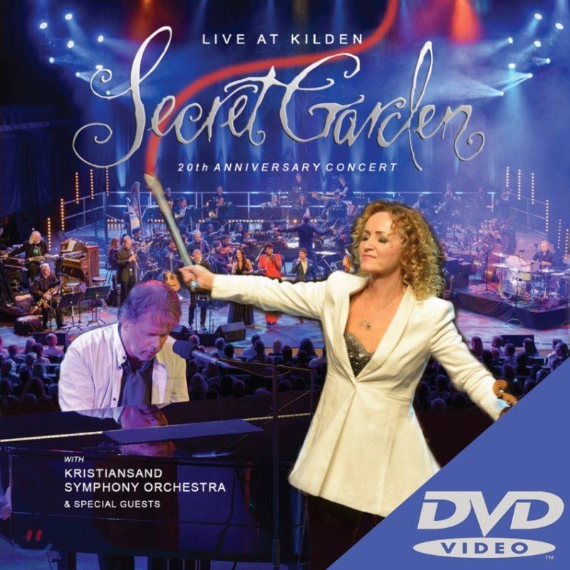 Secret Garden (시크릿 가든) - Live At Kilden N&S America [DVD]