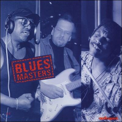 Audioquest Sledgehammer Blues 레이블 블루스 음악 모음집 (Blues Masters)
