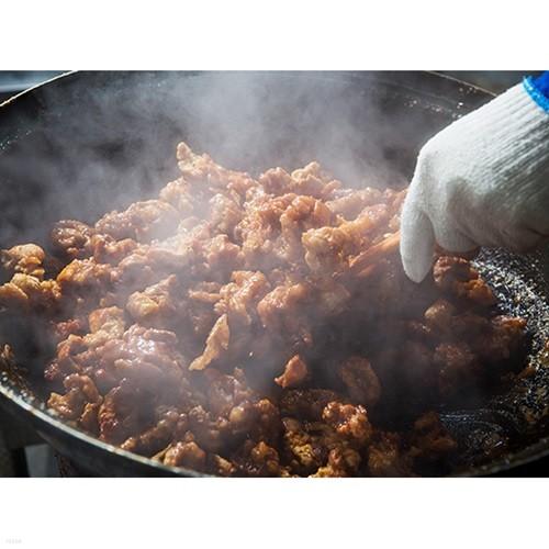 영월 서부시장 맛집 약간매운맛 일미닭강정