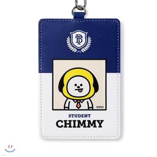 [BT21] 스쿨카드홀더 / 치미(CHIMMY)