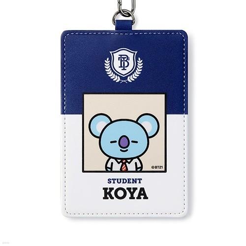 [BT21] 스쿨카드홀더 / 코야(KOYA)