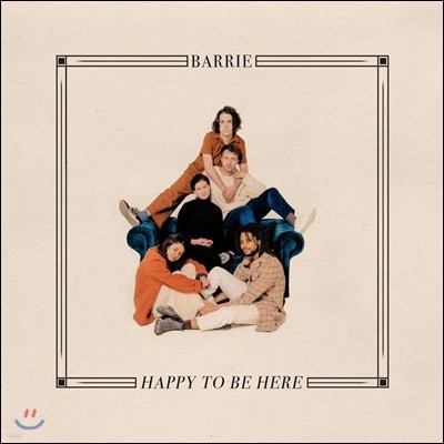 Barrie (배리) - Happy To Be Here