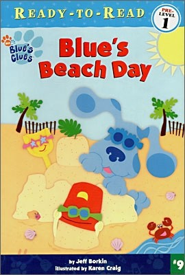 Ready-To-Read Pre-Level : Blue's Beach Day