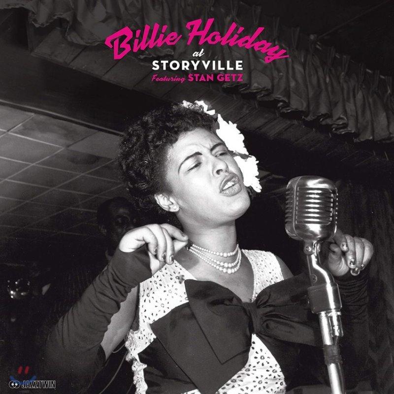 Billie Holiday (빌리 홀리데이) - At Storyville [LP]