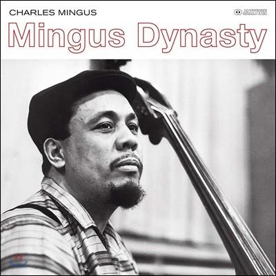 Charles Mingus (찰스 밍거스) - Mingus Dynasty [LP]