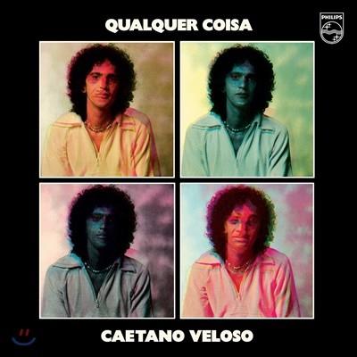 Caetano Veloso (카에타노 벨로주) - Qualquer Coisa [LP]