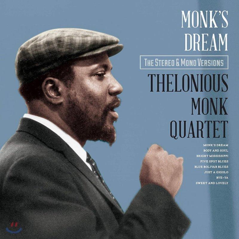 Thelonious Monk Quartet (텔로니어스 몽크 쿼텟) - Monk's Dream [2LP]